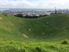 Mt.Eden on the outskirts of CBD Auckland