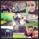 Day at Jump- indoor trampoline park