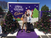 Merry Christmas from Cadbury- Tauranga