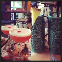 Local cocktails-lifestyle in Mt.Maunganui